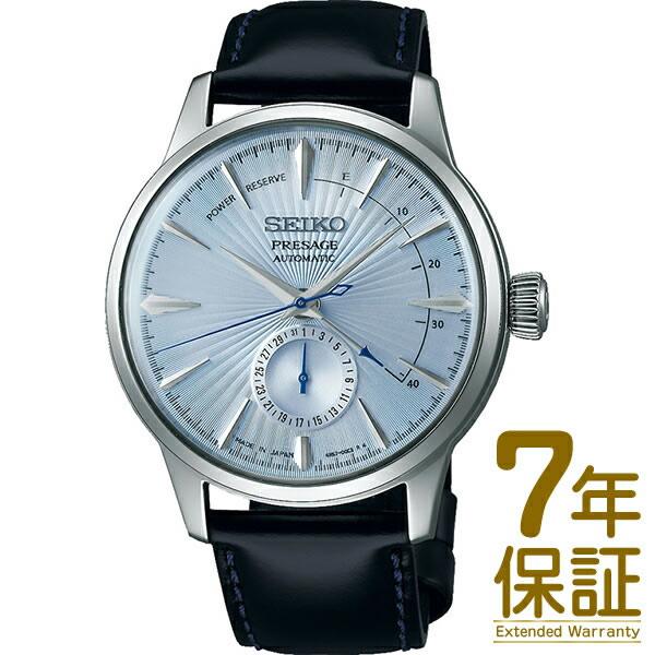 【国内正規品】SEIKO セイコー 腕時計 SARY131 メンズ PRESAGE プレザージュ メカニカル 自動巻(手巻つき)