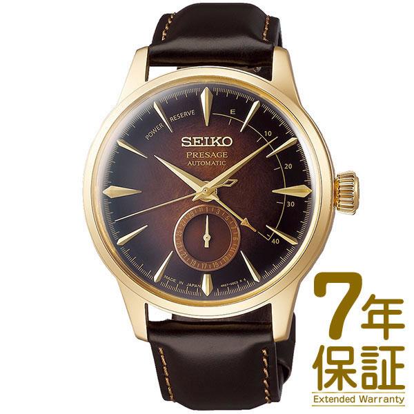 【国内正規品】SEIKO セイコー 腕時計 SARY136 PRESAGE プレザージュ メカニカル 自動巻(手巻つき)