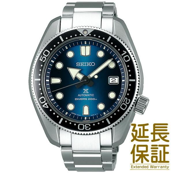 【特典付き】【正規品】SEIKO セイコー 腕時計 SBDC065 メンズ PROSPEX プロスペックス Diver Scuba ダイバーズウオッチ 自動巻き(手巻き付き)