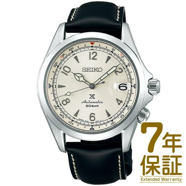 【特典付き】【正規品】SEIKO セイコー 腕時計 SBDC089 メンズ PROSPEX ALPINIST プロスペックス アルピニスト 自動巻き