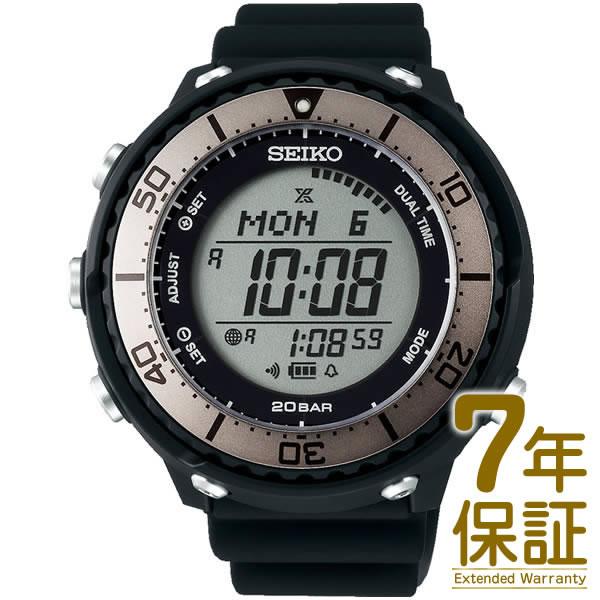 【特典付き】【正規品】SEIKO セイコー 腕時計 SBEP023 メンズ PROSPEX プロスペックス フィールドマスター LOWERCASE プロデュースモデル ソーラー