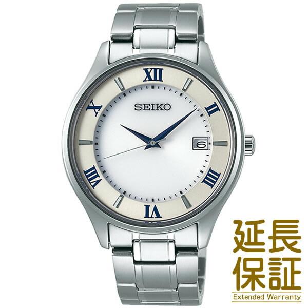 【国内正規品】SEIKO セイコー 腕時計 SBPX113 メンズ SEIKO SELECTION セイコーセレクション ペアウオッチ ソーラー (レディースはSTPX064)