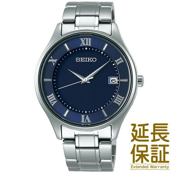 【国内正規品】SEIKO セイコー 腕時計 SBPX115 メンズ SEIKO SELECTION セイコーセレクション ペアウオッチ ソーラー (レディースはSTPX065)