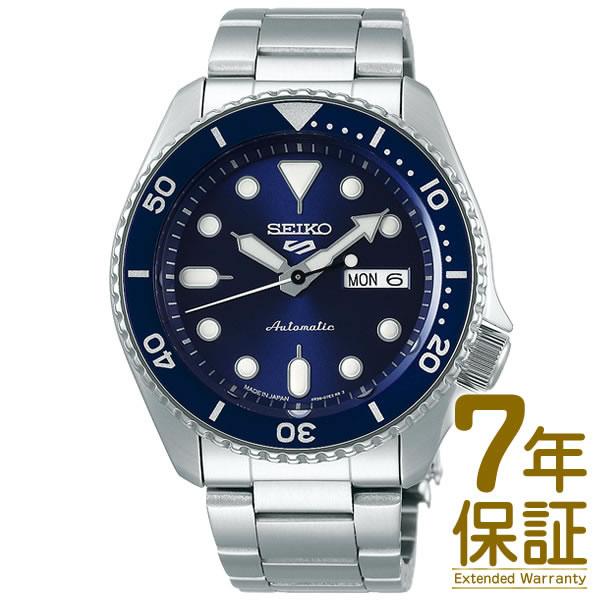 【予約受付中】【09/08~発送予定】【正規品】SEIKO セイコー 腕時計 SBSA001 メンズ Seiko 5 Sports セイコーファイブ スポーツ Sports Style メカニカル 自動巻(手巻つき)
