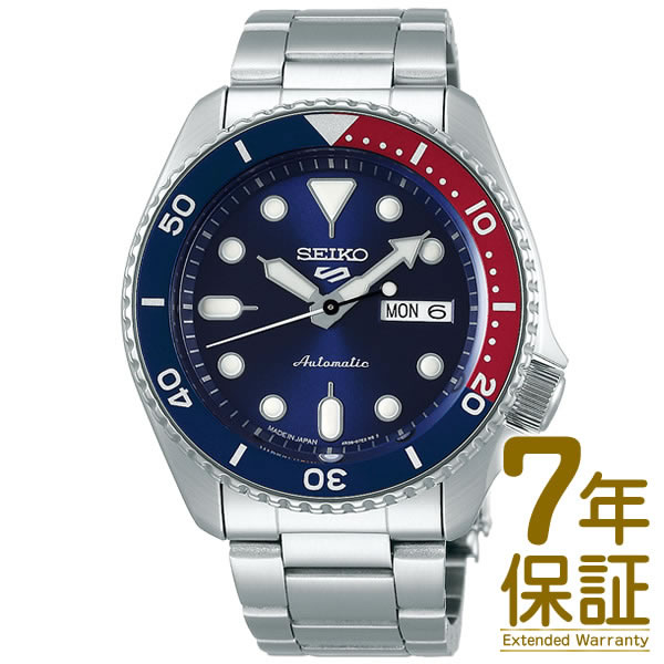 【正規品】SEIKO セイコー 腕時計 SBSA003 メンズ Seiko 5 Sports セイコーファイブ スポーツ Sports Style メカニカル 自動巻(手巻つき)