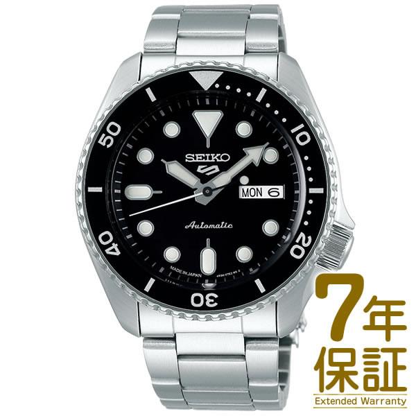 【特典付き】【正規品】SEIKO セイコー 腕時計 SBSA005 メンズ Seiko 5 Sports セイコーファイブ スポーツ Sports Style メカニカル 自動巻(手巻つき)