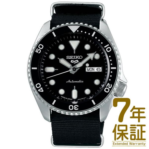 【予約受付中】【09/08~発送予定】【正規品】SEIKO セイコー 腕時計 SBSA021 メンズ Seiko 5 Sports セイコーファイブ スポーツ Sports Style メカニカル 自動巻(手巻つき)