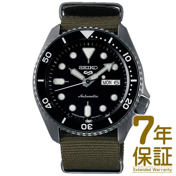 【特典付き】【正規品】SEIKO セイコー 腕時計 SBSA023 メンズ Seiko 5 Sports セイコーファイブ スポーツ Sports Style メカニカル 自動巻(手巻つき)