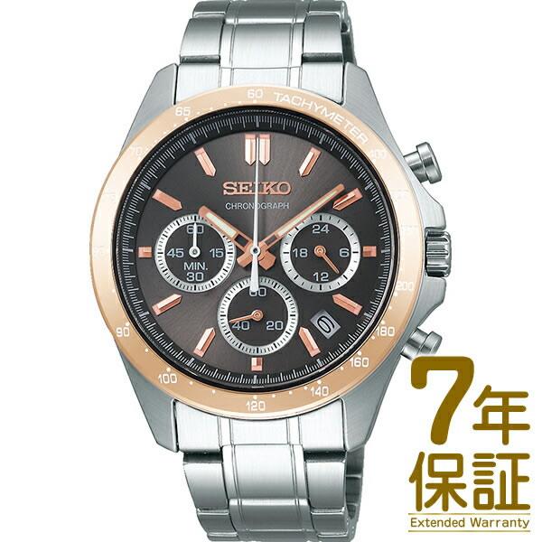 【国内正規品】SEIKO セイコー 腕時計 SBTR026 メンズ SPIRIT スピリット クロノグラフ クオーツ