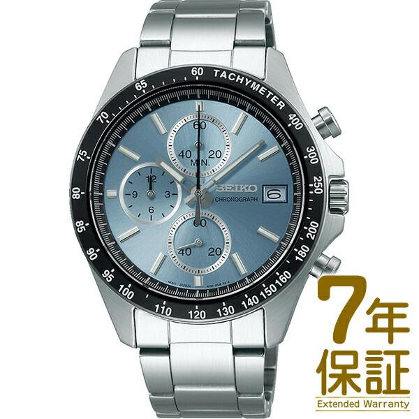 【国内正規品】SEIKO セイコー 腕時計 SBTR029 メンズ SPIRIT スピリット クロノグラフ クオーツ