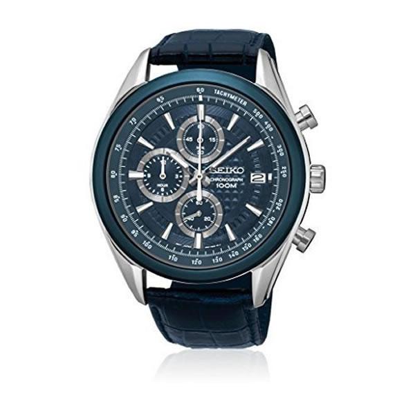 【並行輸入品】海外SEIKO 海外セイコー 腕時計 SSB177P2 メンズ クロノグラフ