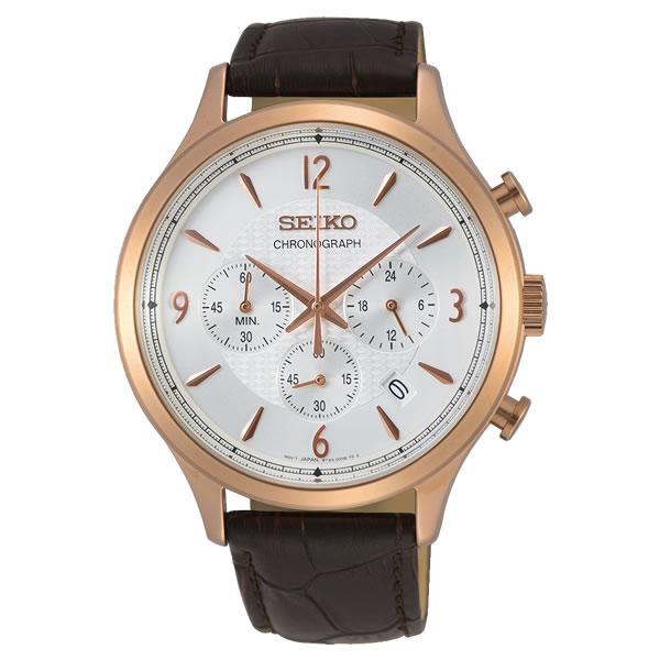 【並行輸入品】海外SEIKO 海外セイコー 腕時計 SSB342P1 メンズ クロノグラフ