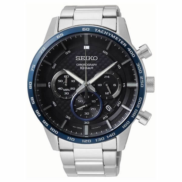 【並行輸入品】海外SEIKO 海外セイコー 腕時計 SSB357P1 メンズ クロノグラフ
