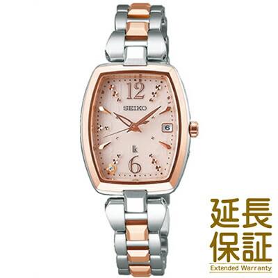 【特典付き】【正規品】SEIKO セイコー 腕時計 SSVW126 レディース LUKIA ルキア Lady Diamond レディダイヤ ソーラー