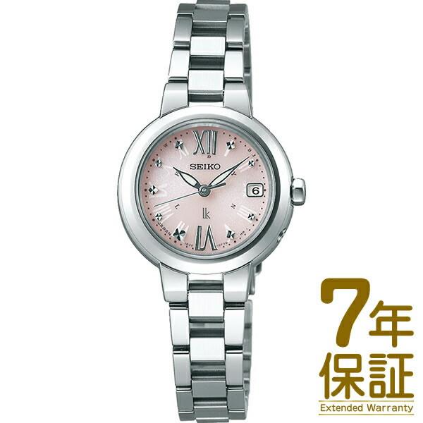 【国内正規品】SEIKO セイコー 腕時計 SSVW137 レディース LUKIA ルキア ソーラー電波修正