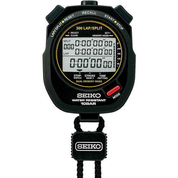 【国内正規品】SEIKO セイコー 腕時計 SVAS009 メンズ ストップウオッチ SWIMMING MASTER スイミングマスター