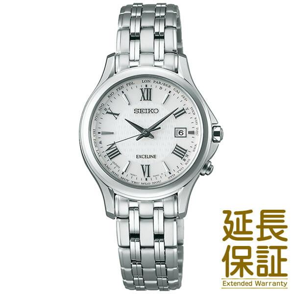 【国内正規品】SEIKO セイコー 腕時計 SWCW161 レディース DOLCE&EXCELINE ドルチェ&エクセリーヌ ソーラー電波