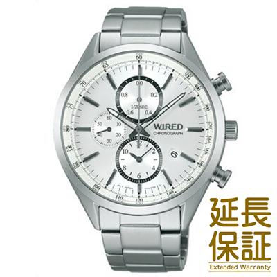 【国内正規品】WIRED ワイアード 腕時計 SEIKO セイコー AGAV108 メンズ スタンダード クロノグラフ SEIKO セイコー