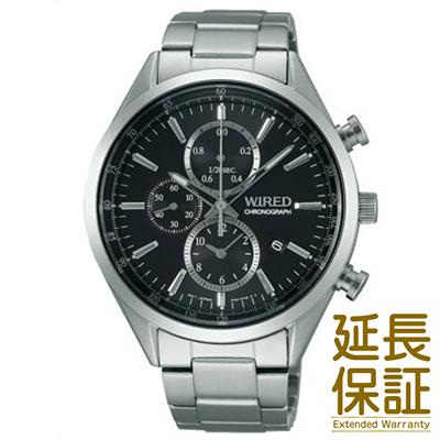 【国内正規品】WIRED ワイアード 腕時計 SEIKO セイコー AGAV109 メンズ スタンダード クロノグラフ SEIKO セイコー
