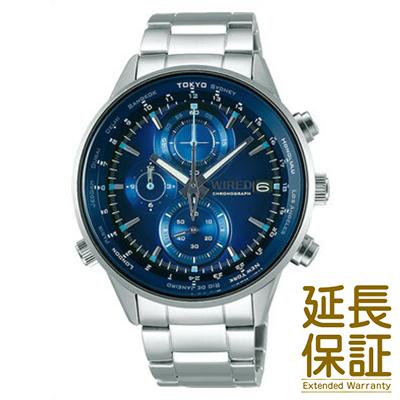 【国内正規品】WIRED ワイアード 腕時計 SEIKO セイコー AGAW449 メンズ クオーツ