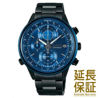 【国内正規品】WIRED ワイアード 腕時計 SEIKO セイコー AGAW450 メンズ クオーツ