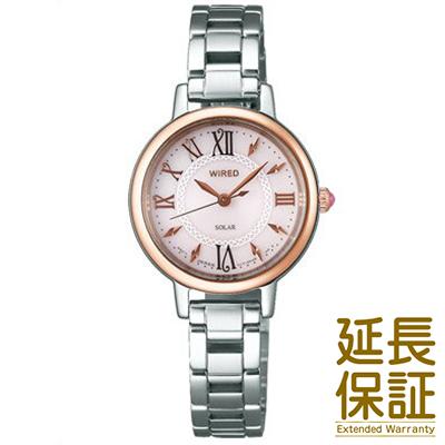 【国内正規品】WIRED f ワイアードエフ 腕時計 SEIKO セイコー AGED097 レディース ソーラー