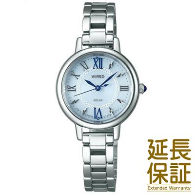 【レビュー記入確認後10年保証】ワイアードエフ WIRED f セイコー 腕時計 AGED098 レディース ソーラー