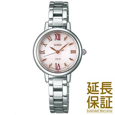 【国内正規品】WIRED f ワイアードエフ 腕時計 SEIKO セイコー AGED099 レディース ソーラー