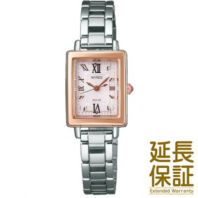 【国内正規品】WIRED f ワイアードエフ 腕時計 SEIKO セイコー AGED100 レディース ソーラー