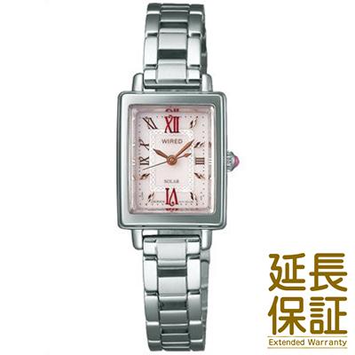 【国内正規品】WIRED f ワイアードエフ 腕時計 SEIKO セイコー AGED102 レディース ソーラー