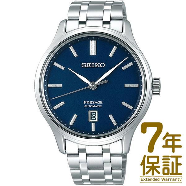 【特典付き】【正規品】SEIKO セイコー 腕時計 SARY141 メンズ PRESAGE プレザージュ メカニカル 自動巻き(手巻つき)