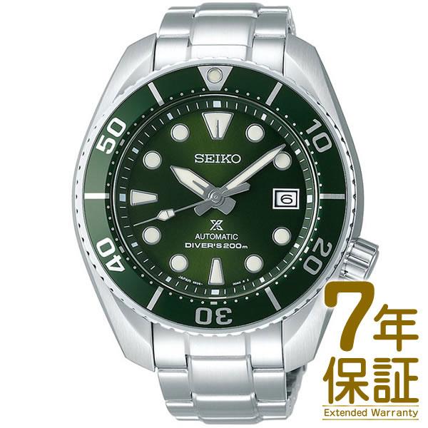 【特典付き】【正規品】SEIKO セイコー 腕時計 SBDC081 メンズ PROSPEX プロスペックス ダイバースキューバ メカニカル 自動巻き(手巻つき)