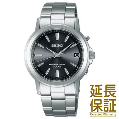 【国内正規品】SEIKO セイコー 腕時計 SBTM169 メンズ SPIRIT スピリット ソーラー電波