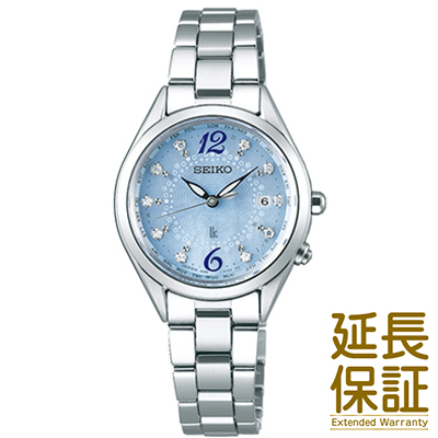 【レビュー記入確認後10年保証】セイコー SEIKO 腕時計 正規品 SSQV043 レディース LUKIA ルキア2018 プレミアム サマー限定モデル 2,000本 ソーラー