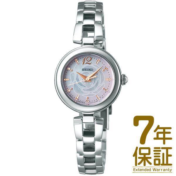 【予約受付中】【4/17発売予定】【正規品】SEIKO セイコー 腕時計 SWFA189 レディース SEIKO SELECTION セイコーセレクション Pink Rose Limited Edition ソーラー