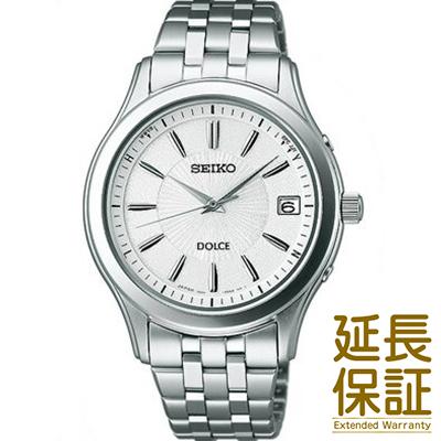 【国内正規品】SEIKO セイコー 腕時計 SADZ123 メンズ DOLCE&EXCELINE ドルチェ&エクセリーヌ ソーラー電波