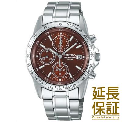 【国内正規品】SEIKO セイコー 腕時計 SBTQ051 メンズ SPIRIT スピリット クロノグラフ クオーツ