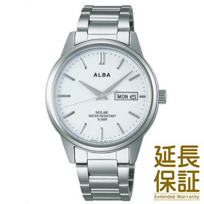 【国内正規品】ALBA アルバ 腕時計 SEIKO セイコー AEFD563 メンズ ソーラー