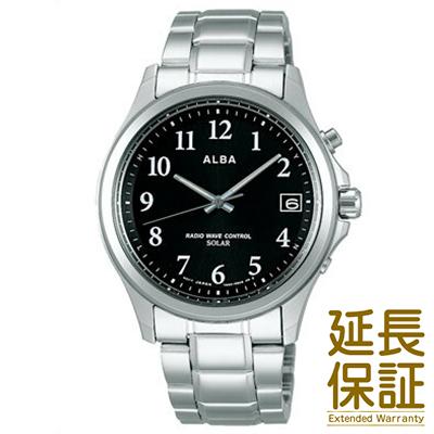 【国内正規品】ALBA アルバ 腕時計 SEIKO セイコー AEFY501 メンズ ソーラー電波