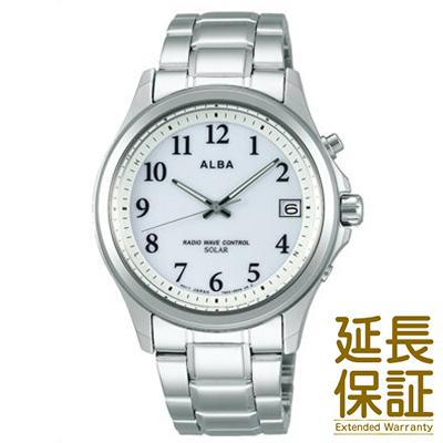 【国内正規品】ALBA アルバ 腕時計 SEIKO セイコー AEFY503 メンズ ソーラー電波