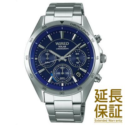 【国内正規品】WIRED ワイアード 腕時計 SEIKO セイコー AGAD088 メンズ ソーラー
