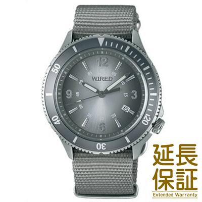 【国内正規品】WIRED ワイアード 腕時計 SEIKO セイコー AGAJ403 メンズ クオーツ