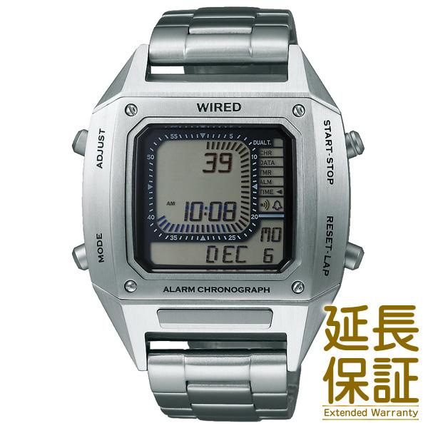 【国内正規品】WIRED ワイアード 腕時計 SEIKO セイコー AGAM401 メンズ マスコミモデル