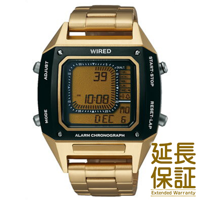 【国内正規品】WIRED ワイアード 腕時計 SEIKO セイコー AGAM402 メンズ