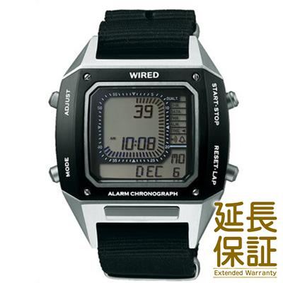 【国内正規品】WIRED ワイアード 腕時計 SEIKO セイコー AGAM403 メンズ