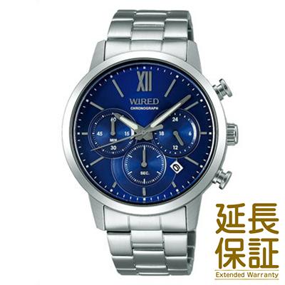 【国内正規品】WIRED ワイアード 腕時計 SEIKO セイコー AGAT413 メンズ クオーツ
