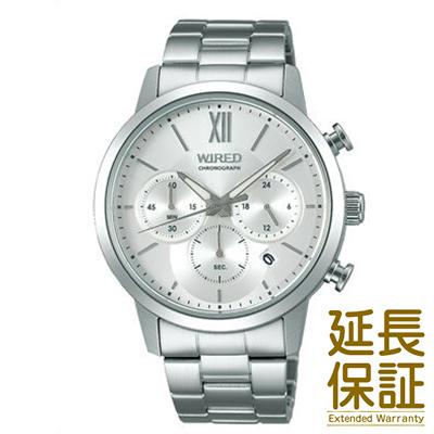 【国内正規品】WIRED ワイアード 腕時計 SEIKO セイコー AGAT414 メンズ クオーツ