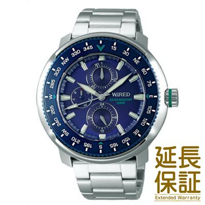 【国内正規品】WIRED ワイアード 腕時計 SEIKO セイコー AGAT416 メンズ クオーツ