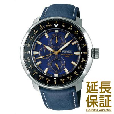 【国内正規品】WIRED ワイアード 腕時計 SEIKO セイコー AGAT418 メンズ クオーツ