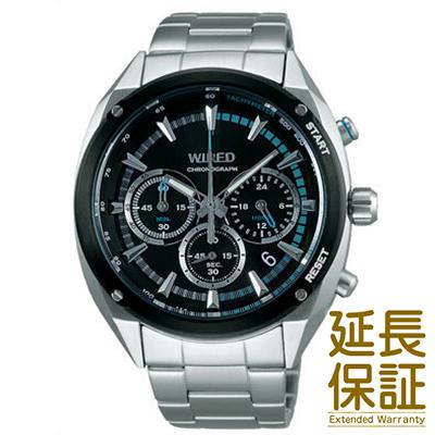 【国内正規品】WIRED ワイアード 腕時計 SEIKO セイコー AGAW443 メンズ